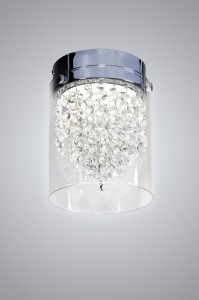Plafon DIAMONDIA 1L LED